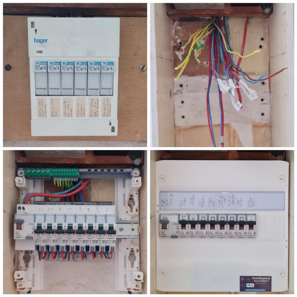 Dépannage de système électrique
